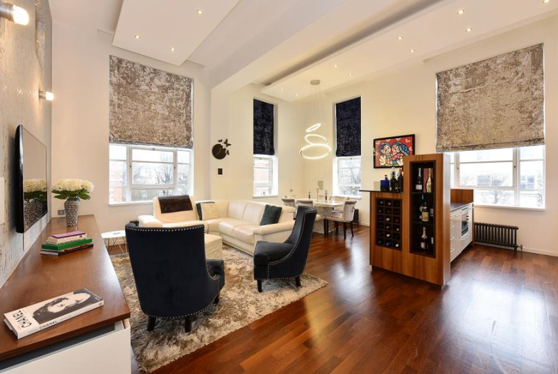 Apartment for sale in St Johns Wood - THE YOO BUILDING, ST JOHN'S WOOD, LONDON, NW8 9RF