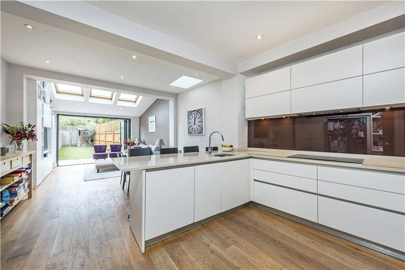 House for sale in Barnes - Madrid Road, Barnes, London, SW13