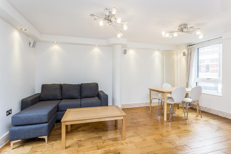 Flat/apartment to rent in West End - Odhams Walk, Covent Garden, WC2H