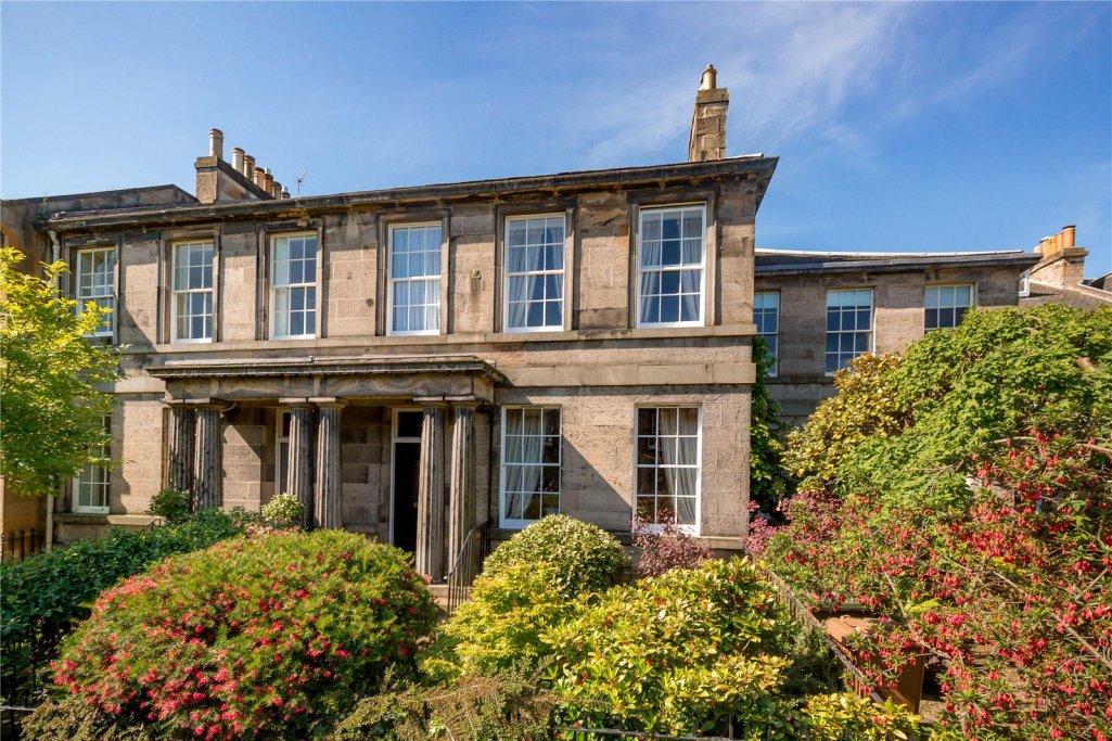 Fabulous 4 Bedroom House For Sale In Ann Street Edinburgh Eh4 Download Free Architecture Designs Sospemadebymaigaardcom