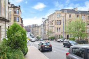 View of Gardner Street, Partick, Glasgow, G11