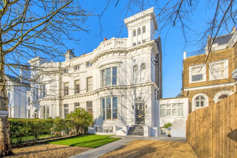 House to rent in  - Lonsdale Road, London, SW13