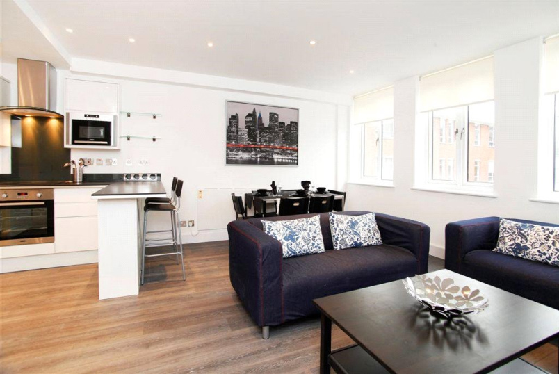 Flat/apartment for sale in Clerkenwell & City - Munro House, 14 St. Cross Street, London, EC1N
