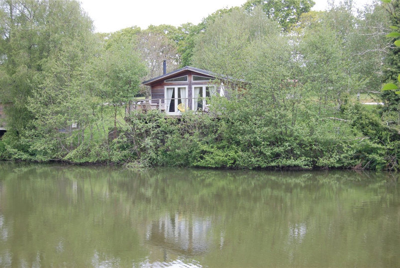 Bungalow for sale in Fowey - Water's Edge, Stonerush Lakes, Lanreath, PL13