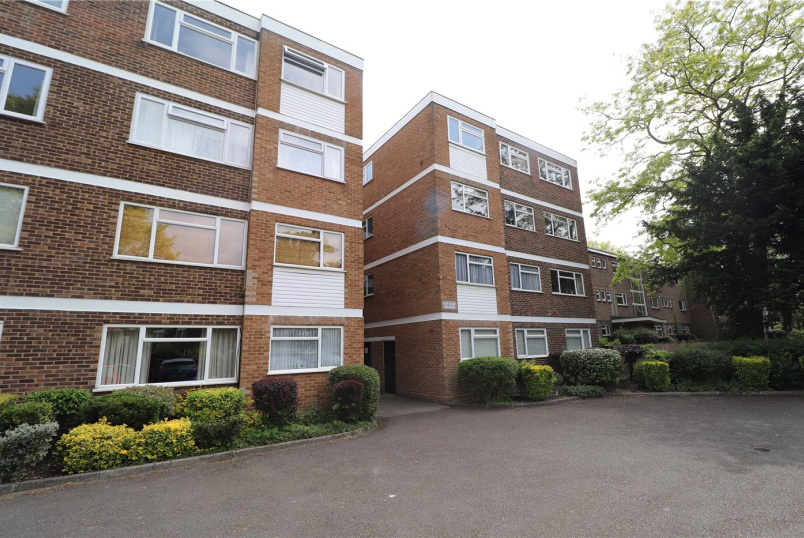 Flat/apartment for sale in Beckenham - Elsa Court, 9 Hayne Road, Beckenham, BR3