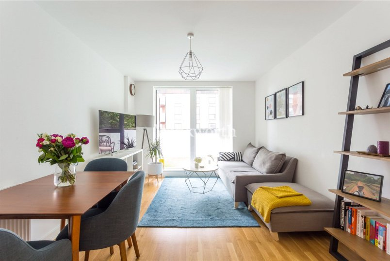 Flat/apartment for sale in Harringay - Butterfly Court, Bathurst Square, Lawrence Road, N15