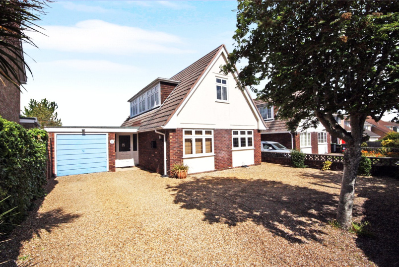 House for sale in Southbourne - Petersfield Road, Bournemouth, Dorset, BH7