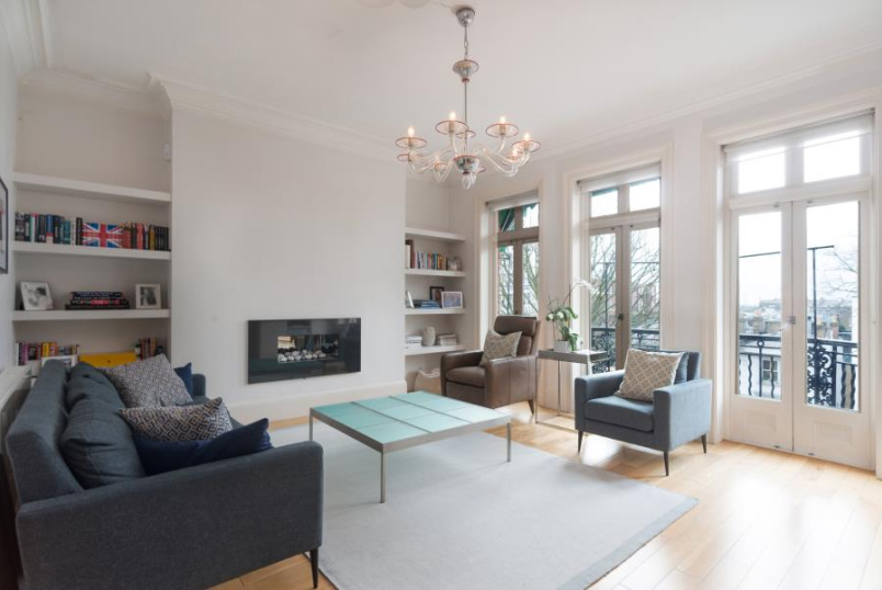 Apartment to rent in St Johns Wood - NEVILLE COURT, ABBEY ROAD, NW8 9DD