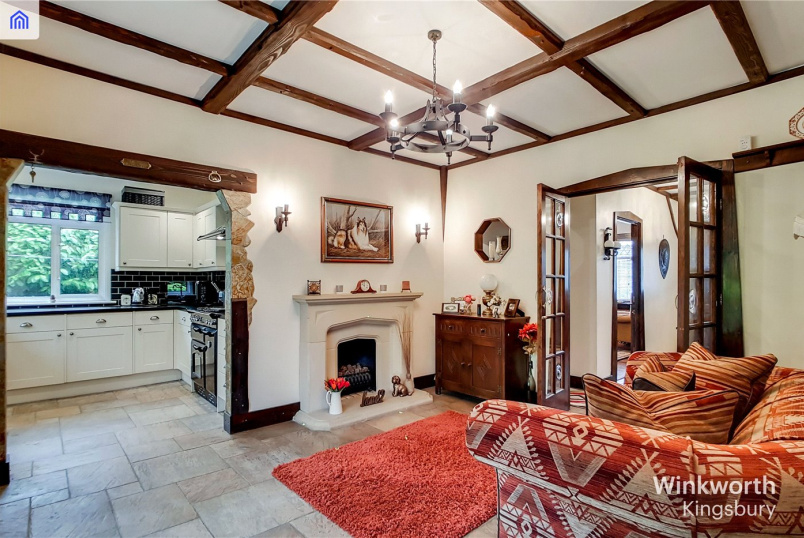 Bungalow for sale in Kingsbury - Tudor Close, London, NW9