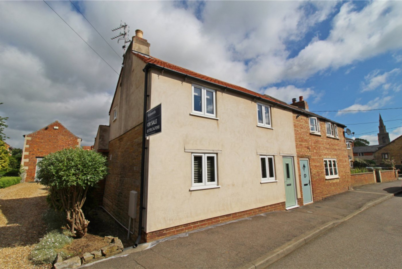 House for sale in Market Deeping - West End, Langtoft, Peterborough, PE6