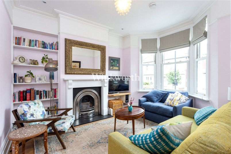 House for sale in Harringay - Fairfax Road, London, N8