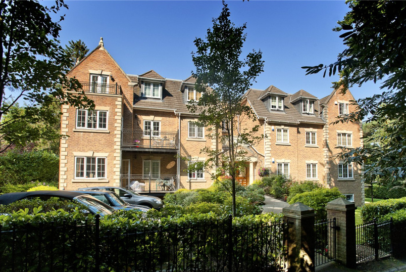 Flat/apartment for sale in Westbourne - Warren Road, Alum Chine, Bournemouth, BH4