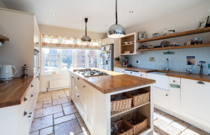 A beautifully presented family home in a wonderful village
