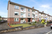 View of Wilmot Road, Jordanhill, Glasgow, G13