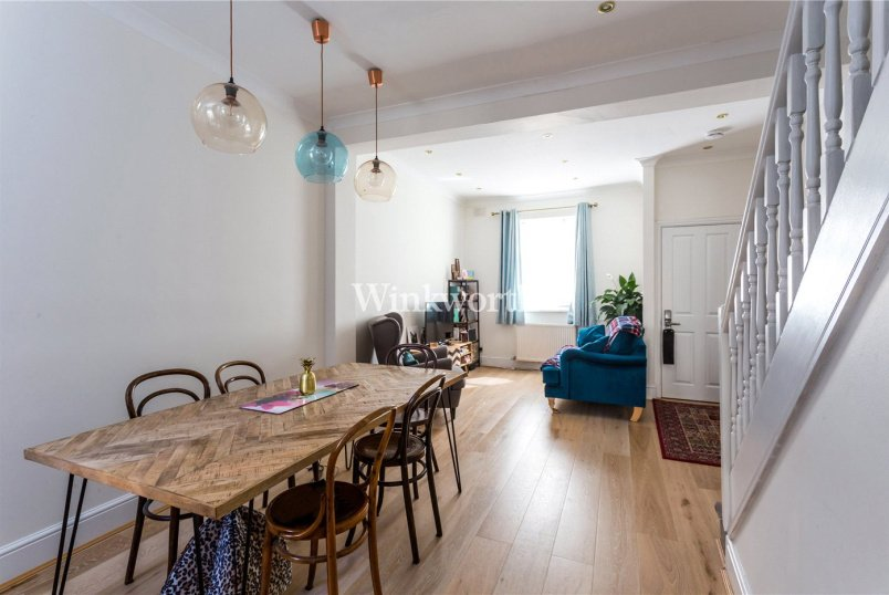 House for sale in Harringay - Lawrence Road, London, N15
