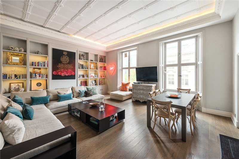 Flat/apartment for sale in Knightsbridge & Chelsea - Princes Gate, London, SW7