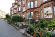 View of Novar Drive, Hyndland, G12