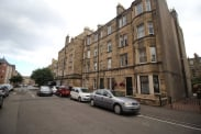 View of Dickson Street, Edinburgh, Midlothian, EH6