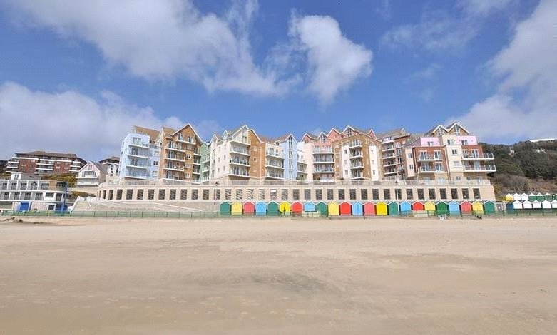 Flat/apartment for sale in Southbourne - Honeycombe Beach, Honeycombe Chine, Bournemouth, BH5
