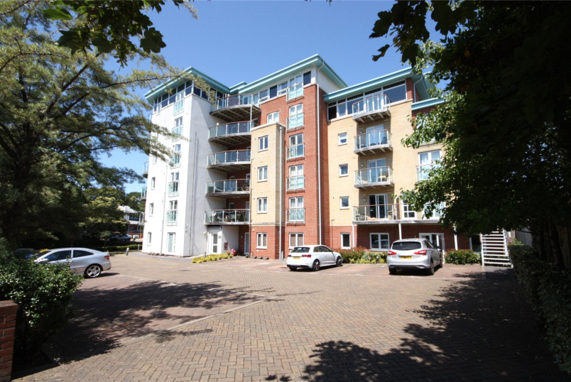 Flat/apartment for sale in Southbourne - Breeze, 4 Owls Road, Bournemouth, BH5
