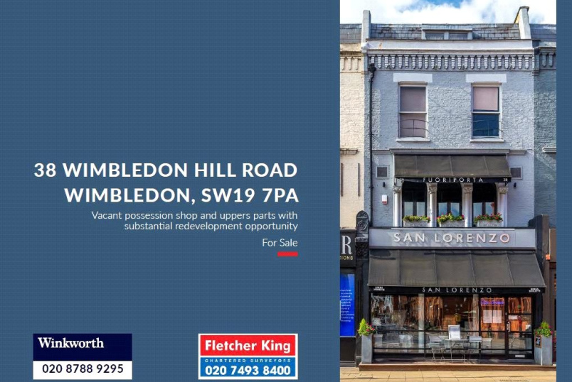 Restaurant for sale in Putney - Wimbledon Hill Road, London, SW19