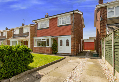 Laneham Close, Bessacarr, Doncaster
