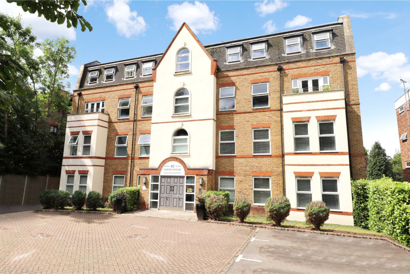 Flat/apartment for sale in Beckenham - Copers Cope Road, Beckenham, BR3