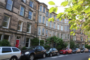 View of Leven Terrace, Marchmont, EH3