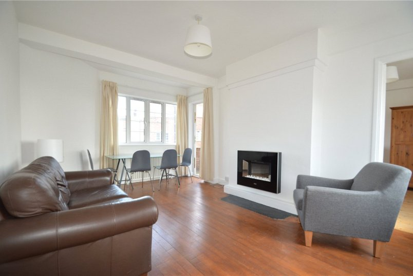 Flat/apartment to rent in Chiswick - Chiswick Village, London, W4