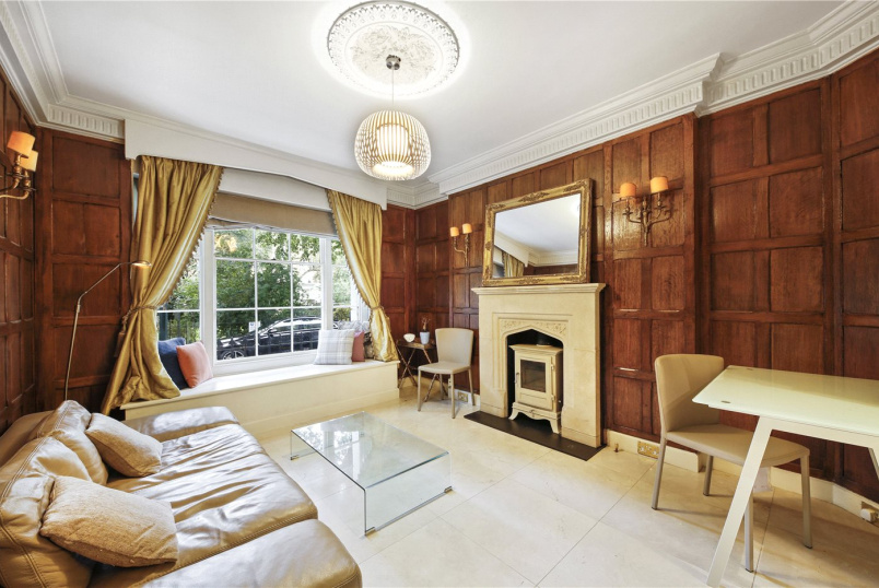 Flat/apartment to rent in  - Brompton Square, London, SW3