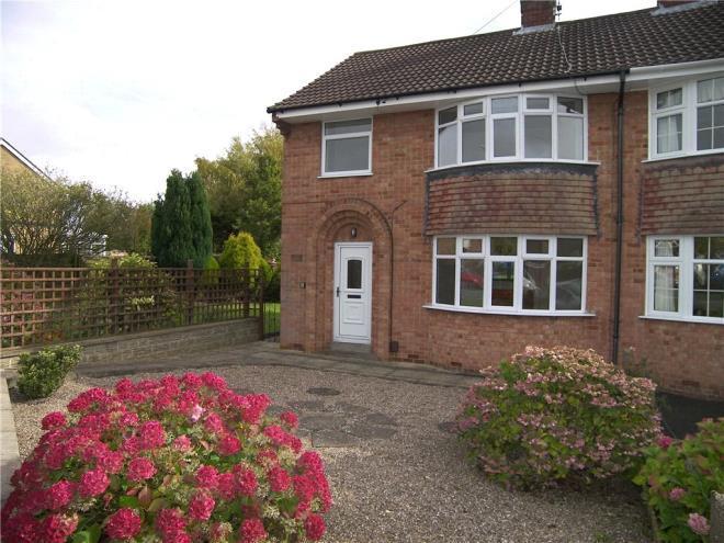 3 bedroom property for sale in Blenheim Drive, Allestree