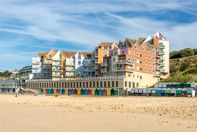 Flat/apartment to rent in Southbourne - Honeycombe Beach, Boscombe Spa, Boscombe, BH5
