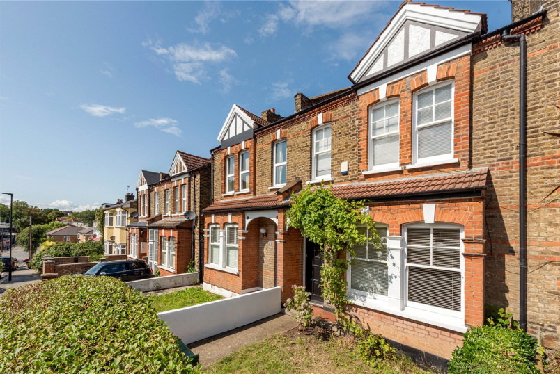 House to rent in West Norwood - Auckland Hill, London, SE27