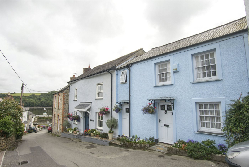 Cottage for sale in Fowey - Fore Street, Golant, PL23