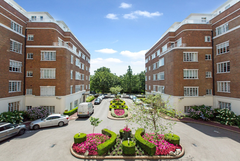 Unspecified for sale in St Johns Wood - STOCKLEIGH HALL, ST JOHN'S WOOD, NW8 7LB