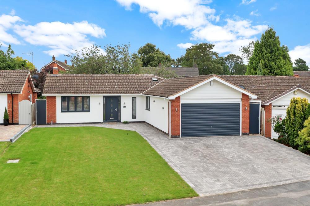 2 bedroom property for sale in Homestead Close, Cossington