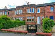 View of Titwood Road, Strathbungo, Glasgow, G41