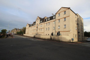 View of Hermand Crescent, Edinburgh, Midlothian, EH11