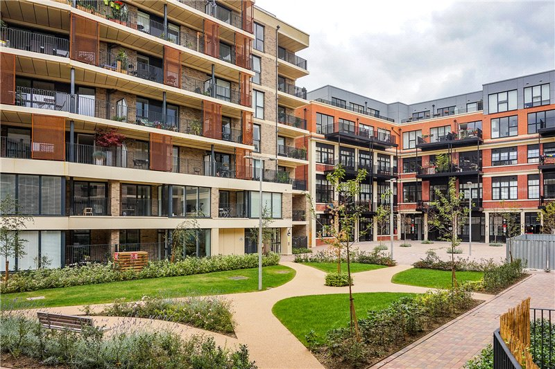 Flat/apartment for sale in Kennington - Emperor Apartments, 3 Scena Way, Camberwell, SE5