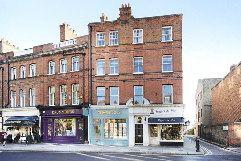Flat/apartment to rent in Knightsbridge & Chelsea - Lampard House, 76 Royal Hospital Road, London, SW3