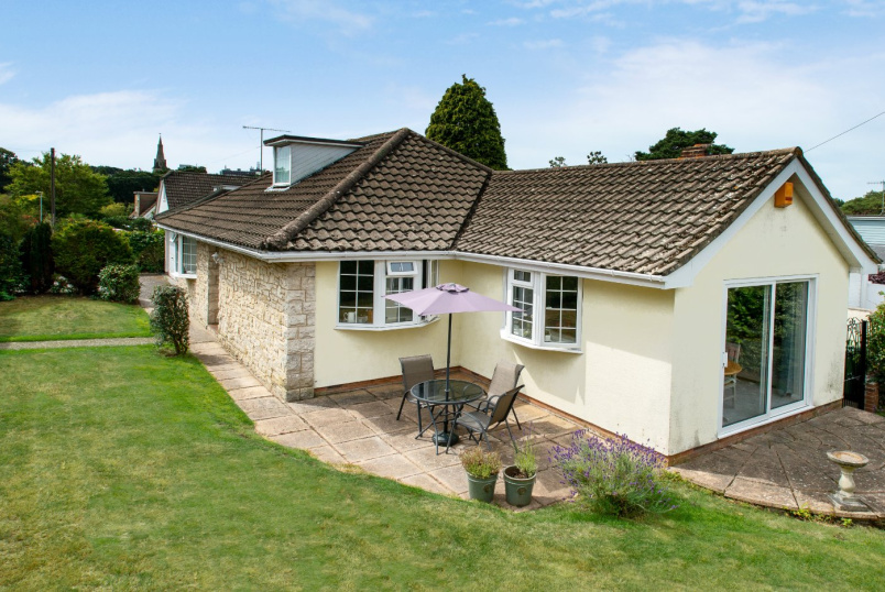 Bungalow for sale in Westbourne - Thwaite Road, Poole, Dorset, BH12
