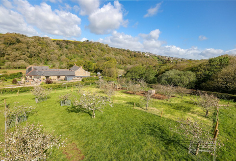 Mill Barn, Rake Farm, Loddiswell, Kingsbridge, TQ7