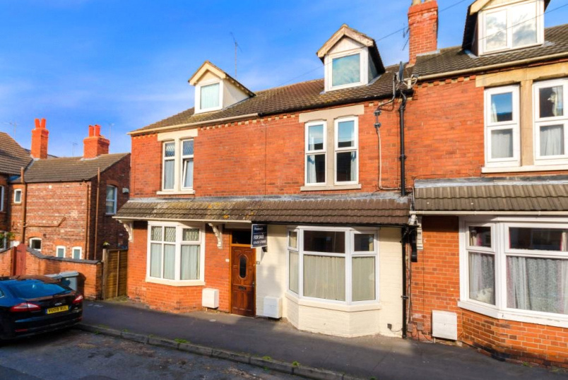 House for sale in Grantham - Edward Street, Grantham, NG31