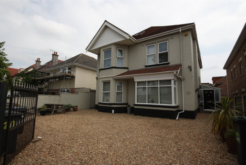 Flat/apartment to rent in Southbourne - Southwood Avenue, Bournemouth, Dorset, BH6