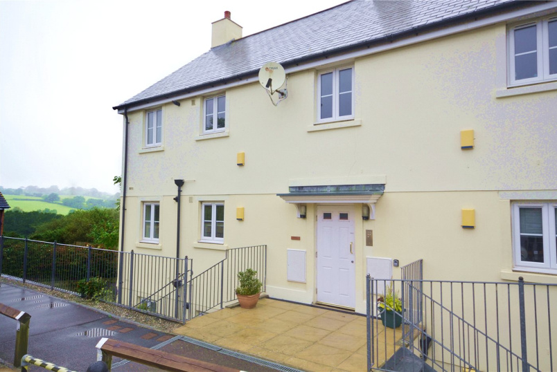 Flat/apartment for sale in Fowey - Long Meadow Views, Hill Hay Close, Fowey, PL23