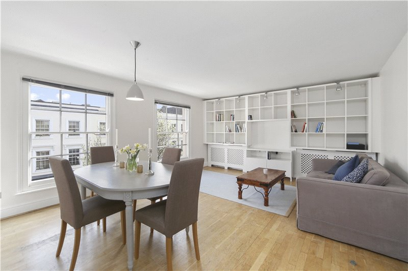 Flat/apartment to rent in Notting Hill - Ledbury Road, London, W11