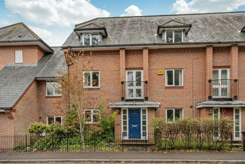 House for sale in Winchester - Arlington Place, Gordon Road, Winchester, SO23