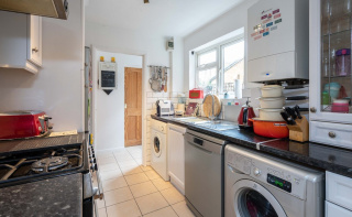Close to train stations and sought after schools