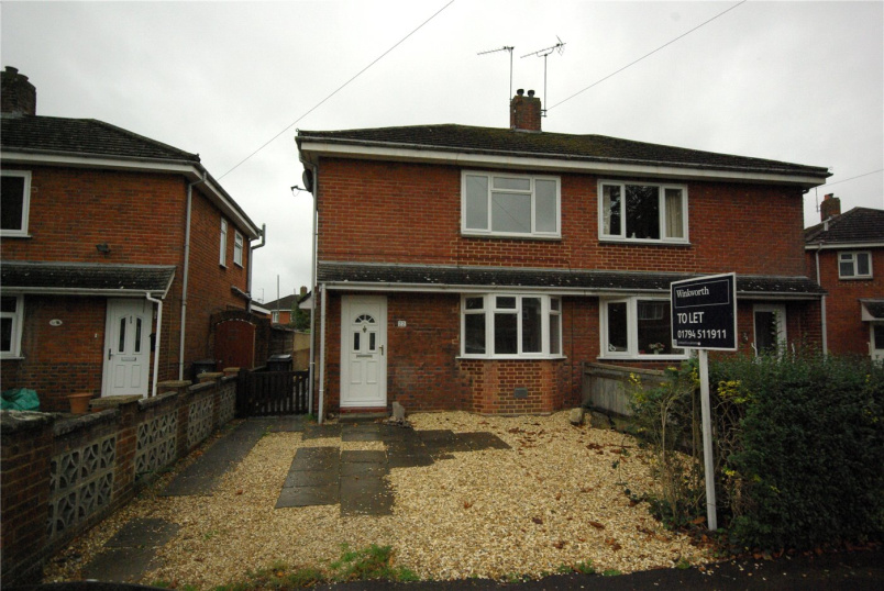 House to rent in  - Malmesbury Road, Romsey, Hampshire, SO51