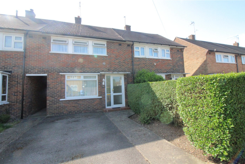 House for sale in Borehamwood & Elstree - Wetherby Road, Borehamwood, Hertfordshire, WD6